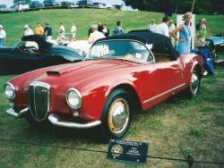 1955 Lancia Aurelia Spyder