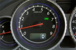 Nissan Pedal Meter