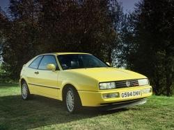 Volkswagen Corrado (UK model); courtesy Volkswagen AG