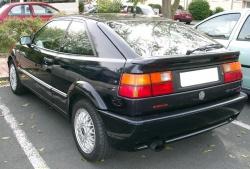 Volkswagen Corrado (UK model); courtesy Rudolf Stricker