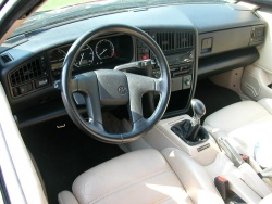 Volkswagen Corrado (with customized shifter); courtesy JBSCustoms.com