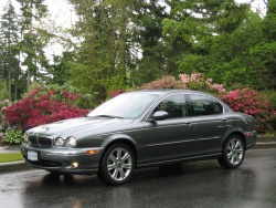 Used Vehicle Review: Jaguar X Type, 2002 2008 jaguar