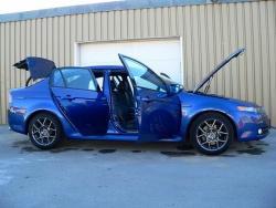 2008 Acura TL Type-S