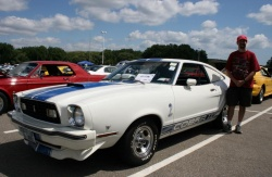 Todd Mitchell's 1976 Ford Mustang Cobra II