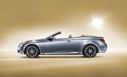 Infiniti has announced extensive changes to its G models for 2009, including an all-new G37 Convertible model, slated to launch in the first quarter of 2009.