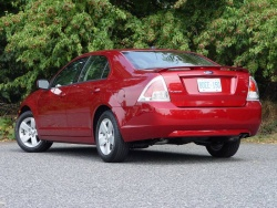 2008 Ford Fusion SE four-cylinder
