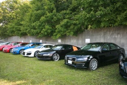 2008 / 2009 Audi Lineup