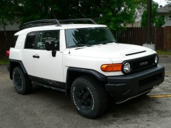 2008 Toyota FJ Cruiser Trail Teams TRD Edition