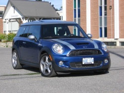 Test Drive: 2008 Mini Cooper S Clubman car test drives mini