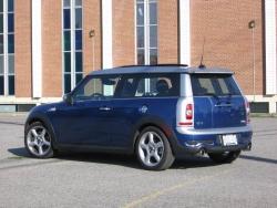 Test Drive: 2008 Mini Cooper S Clubman mini car test drives