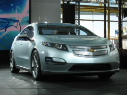 Chevrolet has revealed the production version of the Volt