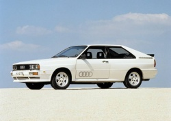 Modern Classics: Audi Quattro Coupe modern classics