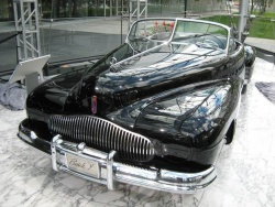 The 1938 Buick Y-Job is considered the industry's first concept car