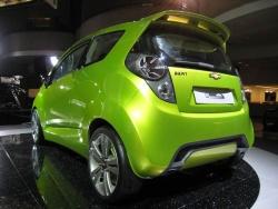 The Chevrolet Beat concept car