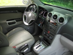 Used Vehicle Review: Saturn Vue, 2008 2009 green scene