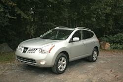 2008 Nissan Rogue SL AWD