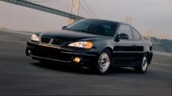 2002 Pontiac Grand Am coupe