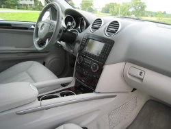 2008 Mercedes-Benz ML550