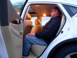 2008 Infiniti EX35
