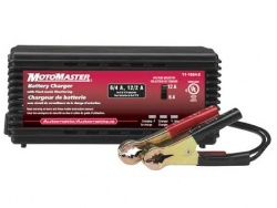 Motomaster Eliminator battery charger-maintainer