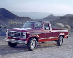 1980 Ford F-250
