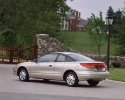 2000 Saturn SC1