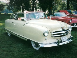 1951 Nash Rambler