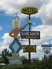Bel Aire Motel, Medicine Hat, Alberta