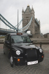 Plans have been announced for a fleet of classic London taxis powered by zero-emission hydrogen fuel cell power systems to be functional in time for the 2012 London Olympics.