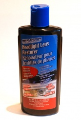 Blue Magic Headlight Lens Restorer.