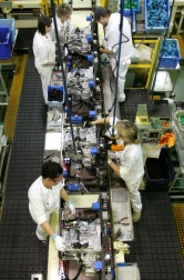 A Honda plant in Ohio has reached a major milestone with the production of its ten millionth transmission.