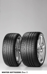 Pirelli has announced the introduction of its latest generation of new winter tires, the Winter Sottozero Serie II
