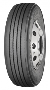 Michelin antisplash truck tire