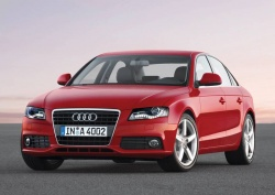 2009 Audi A4  general news
