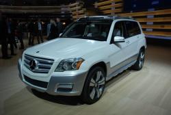 Mercedes-Benz GLK Bluetec concept