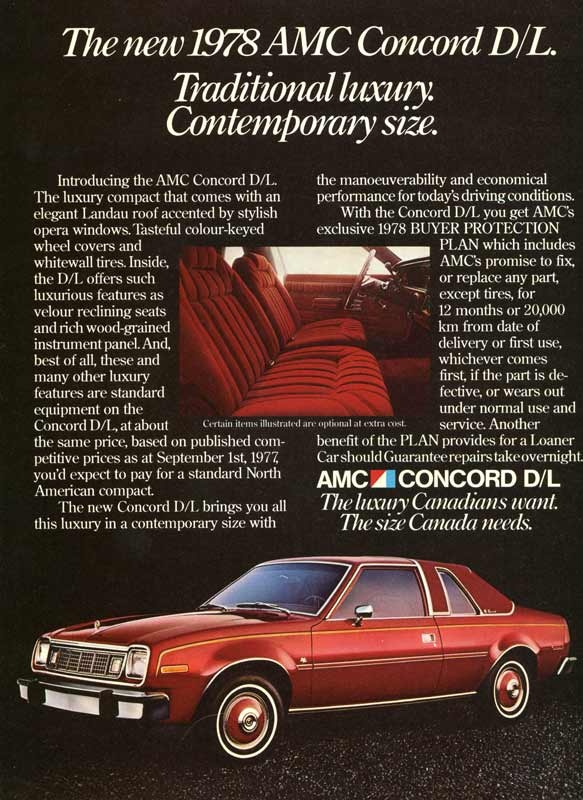 1978 AMC Concord