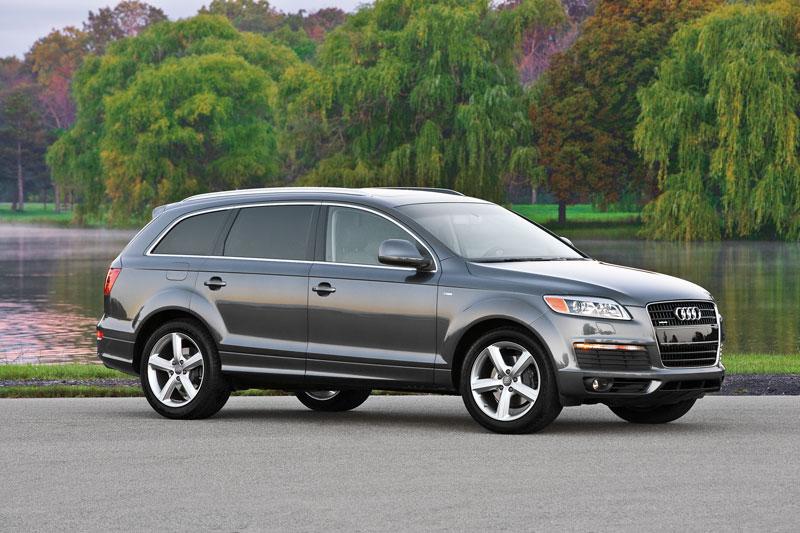 audi diesel canada. First Drive: 2009 Audi Q7 TDI