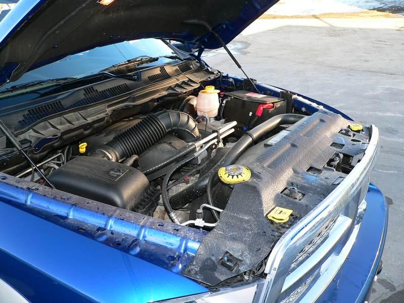 2009 Dodge Ram 1500 Laramie Crew Cab 4x4