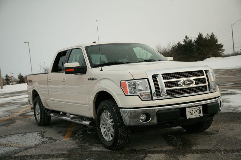 2009 Ford F150 Lariat