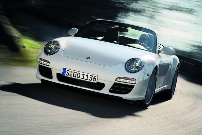 2009 Porsche 911 Carrera 4