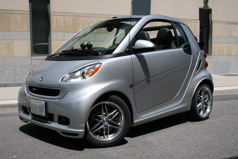 2009 Brabus Smart Fortwo