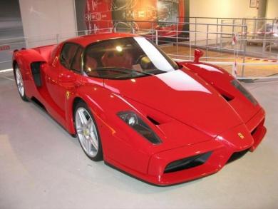 Rare Ferrari Enzo