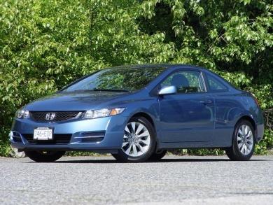 2009 Honda Civic Coupe EX-L