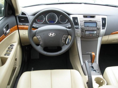 Hyundai Sonata Limited the most Cool Car