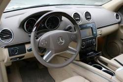 First Drive: 2009 Mercedes Benz BlueTec diesel models: ML 320, GL 320 and R 320  first drives