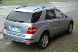 2009 Mercedes-Benz ML 320