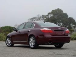 2009 Hyundai Genesis V8
