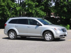 Test Drive: 2009 Dodge Journey SE Plus dodge
