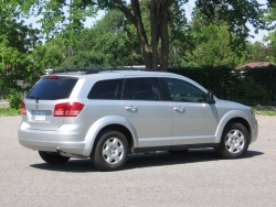 Test Drive: 2009 Dodge Journey SE Plus car test drives dodge