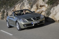 2009 Mercedes-Benz SLK 350